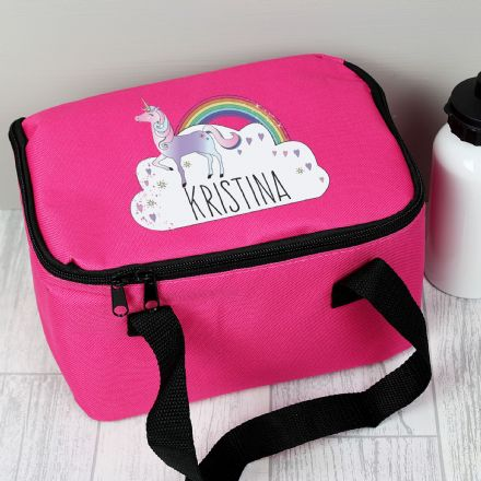 Pink Lunch Bags (Put your name on me)